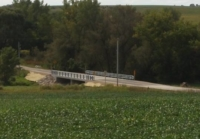 Grand River Bridge Reconstruction in Green Lake County, WI by OES
