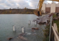 Port Washington South Dock Mitigation by OES