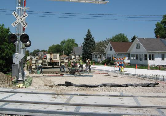 S 60th Street Reconstruction in West Allis by OES