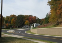 USH 141 Reconstruction in Niagara, WI by OES